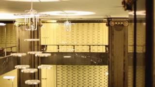 Gambar cover Hidden Gold: Inside Credit Suisse's Underground Swiss Vault