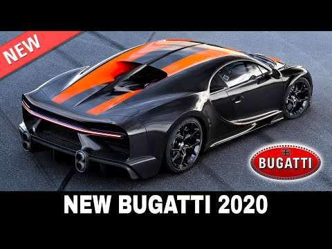 5 New Bugatti Hypercars To Join Auto Collectors' Garages In 2020
