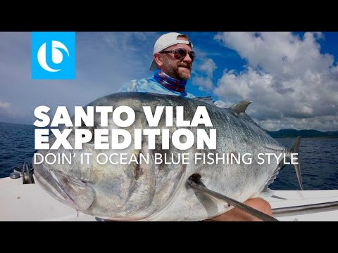 OceanBlue Expedition Santo Vila 2016