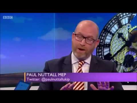 UKIP Paul Nuttall on General Election Tactical Voting