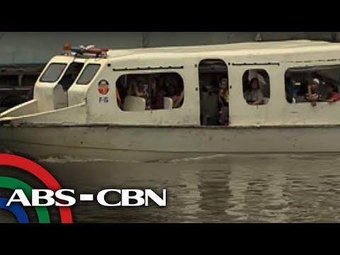 Biyaheng Manila-Cavite ng Pasig River Ferry, sisimulan sa Hunyo