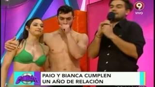 vuclip ¡Paio y Bianca cumplen un año de relación!