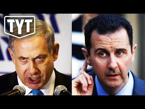 Israel Shoots Down Syrian Fighter Jet