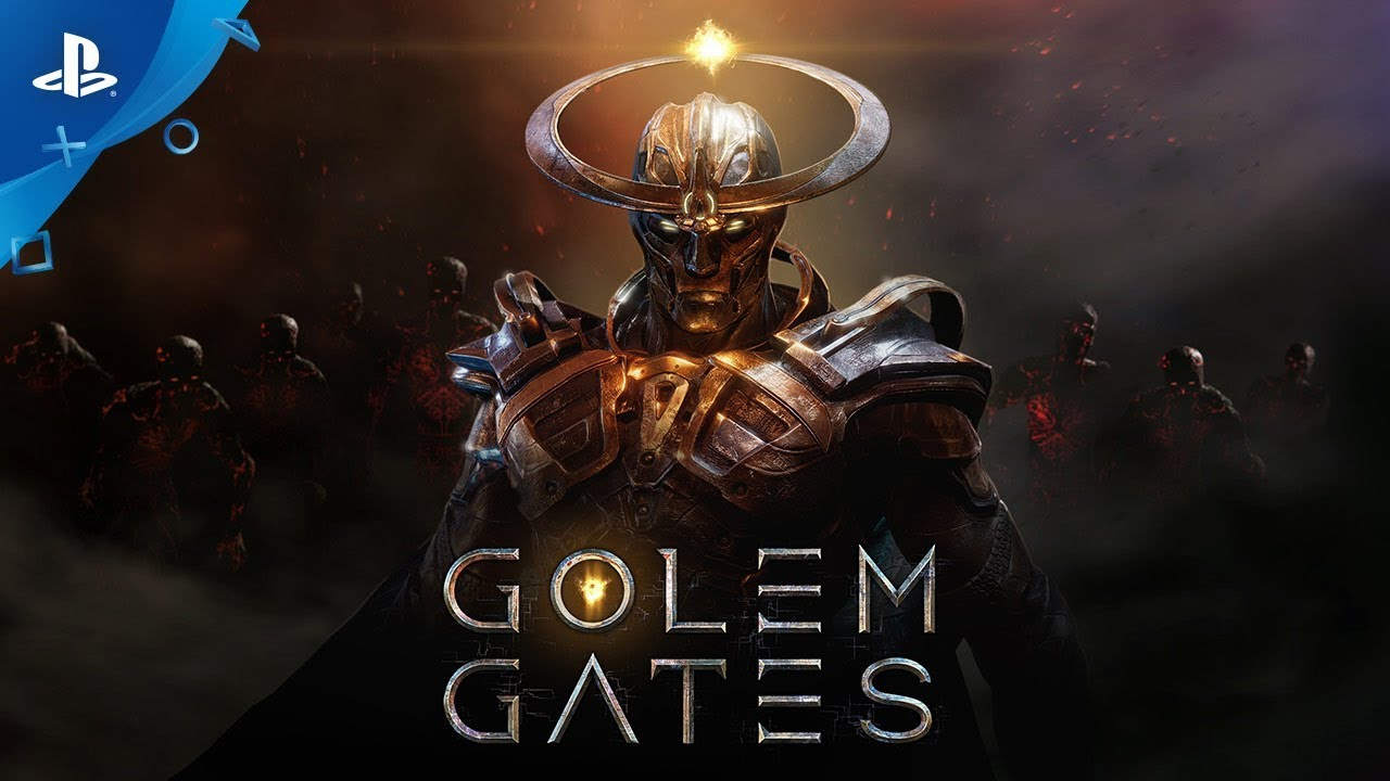 Golem Gates - Announce Trailer | PS4