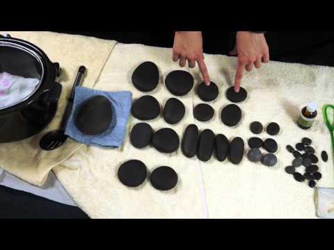 Hot Stones Massage Techniques - Equipment Overview