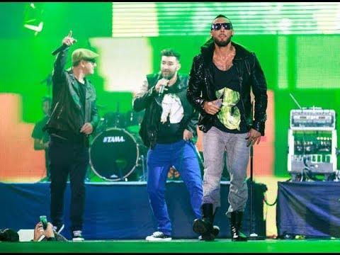 Boier Bibescu, Puya, Jon Baiat Bun, Rashid, Alex Velea - Stare de show (Arad Live HD)