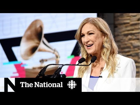 CBC News: The National: Ousted Grammys CEO claims awards process is rigged