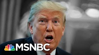 Democrats To Probe Pentagon Cash Spent At And Around Trump Properties | The 11th Hour | MSNBC