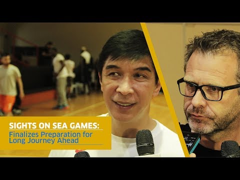 Sights on SEA Games: Gilas Finalizes Preparation for Long Journey Ahead