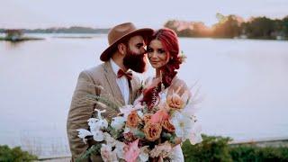 Holly and AJ Highlight Reel Wedding Video