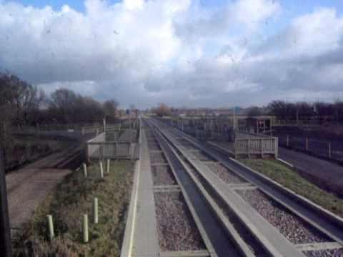 Cambridge Guided Busway - 1