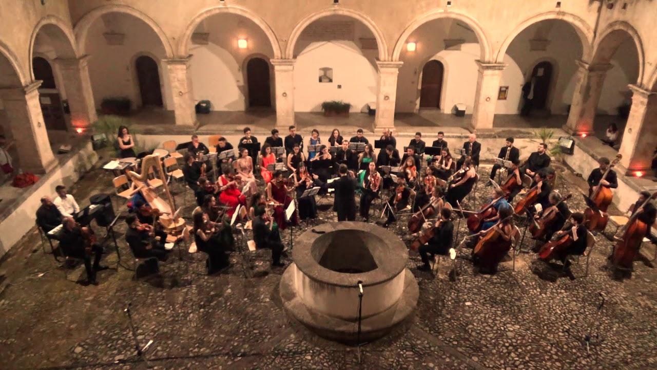 """Orchestra Sinfonica del Conservatorio di Musica """"S ..."""