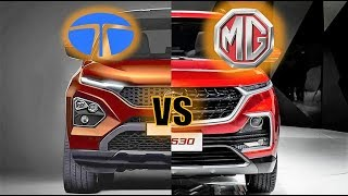 TATA HARRIER VS MG HECTOR - FULL COMPARISON