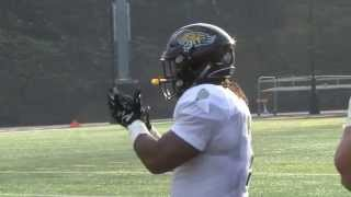 Towson Spring Football Practice Report #1: Jared Ambrose