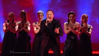 Knez - Adio (Live ESC 2015)
