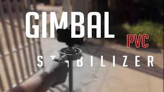 Creative PVC Gimbal Stabilizer for Camera and Phone