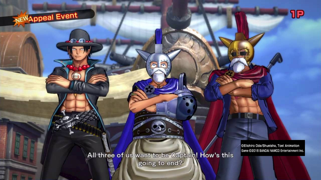 One Piece Burning Blood **NEW DLC CHARACTER VOTING POLLS ...