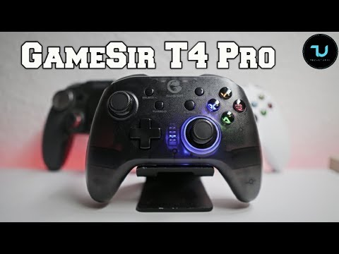 GameSir T4 Pro Unboxing/Review/Gaming!The best budget gamepad for Android/PC/iOS/Switch $30