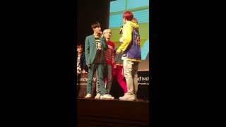 Download Video 171001 saranghae game at bts sangam fansign MP3 3GP MP4