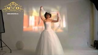 Свадебное платье Сандра, производство