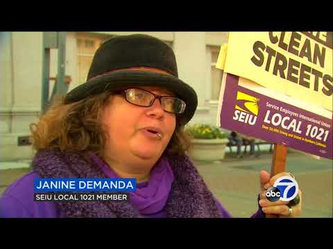 Strike suspended as negotiations continue in Oakland