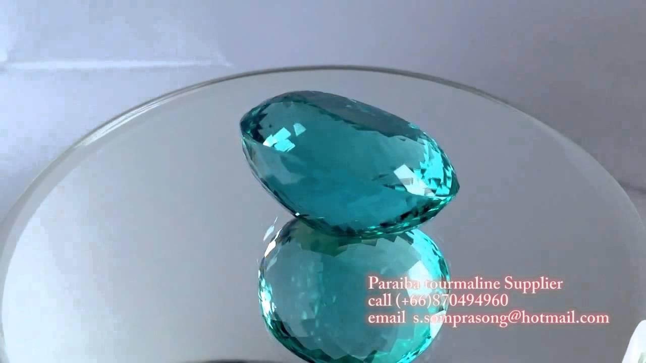 top neon blue green paraiba tourmaline gemstones