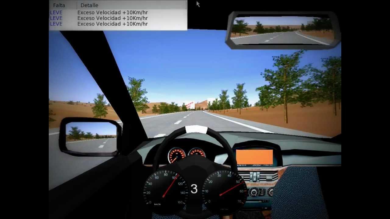 Simulador De Carro Para Pc Fraco Youtube