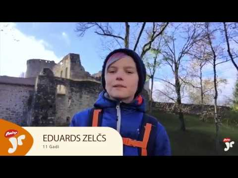 Amigo Juniori finālists - Eduards Zelčs