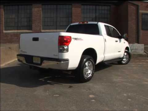 2007-2009 Toyota Tundra Pre-Owned Vehicle Review