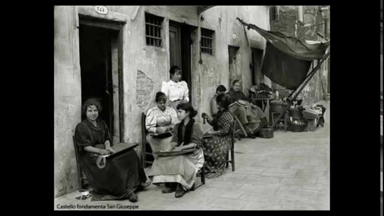 Vecchie foto di venezia youtube for Foto di case antiche