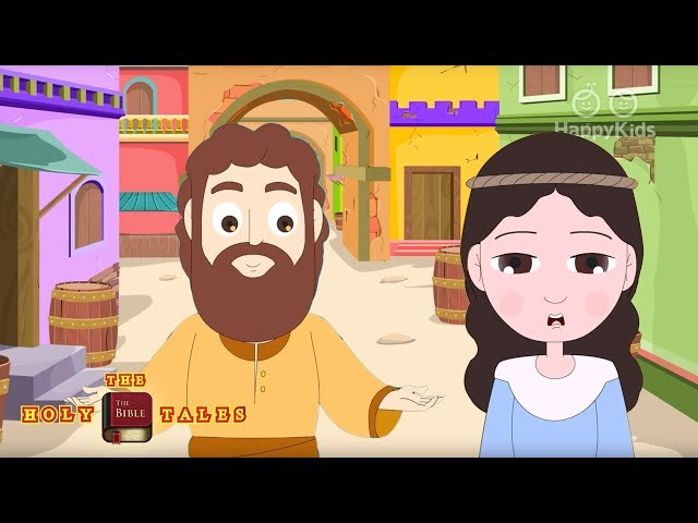 Mary Is Chosen - Bible Stories For Children