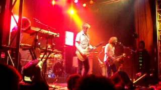 "Minus The Bear ""Double Vision Quest"" Live - Dallas,Tx - Granada Theater - 5/15/10"