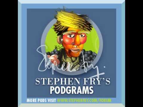 stephen fry podgram