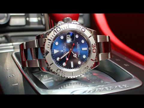 New Rolex YachtMaster Blue Dial Review – Should You Buy this Watch?