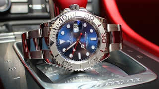 New Rolex Yacht-Master (Blue Dial) Review – Should You Buy this Watch?