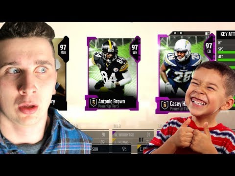 The HIGHEST RATED Draft I Have Ever Had! Madden 18 Draft