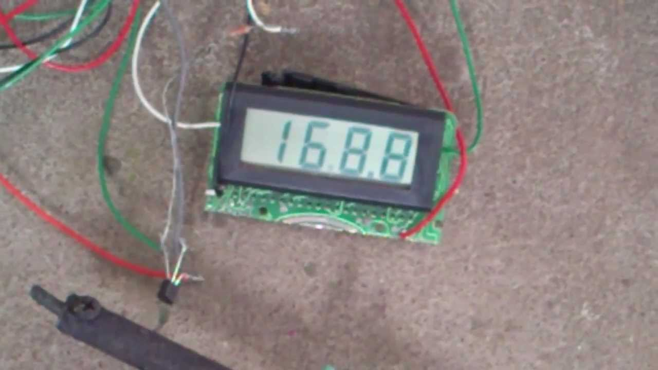 Diy Thermometermp4 By Nguyen Kieu Icl7106 Digital Voltmeter Circuit