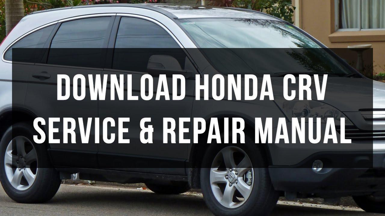 honda cr v wiring free download [ 1280 x 720 Pixel ]