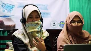 Indonesia Lajna hold Training Seminar