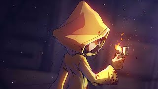 Little Nightmares II Main Theme - Without Ocean Sounds  (10 Hours)