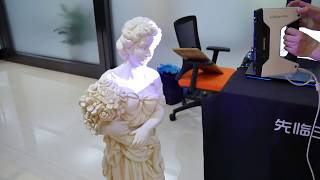 EinScan Pro 3D Scanning Review at Shining 3D HQ