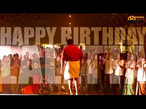 Mohanlal Birthday Special Video | Happy Birthday Laletta | 2018 | Status