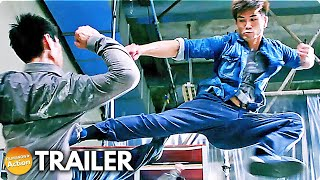 UNDERCOVER PUNCH & GUN (2021) Trailer | Philip Ng martial arts action movie