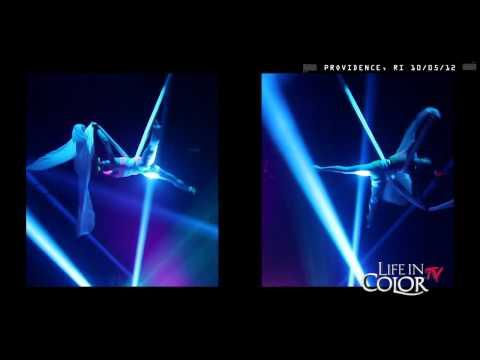 Life In Color Live Clip - Providence, RI - E.N.D Tour - 10/05/12 -