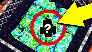 TROLLING A NEW YOUTUBER... GUESS WHO? (Minecraft TROLL WARS #6)