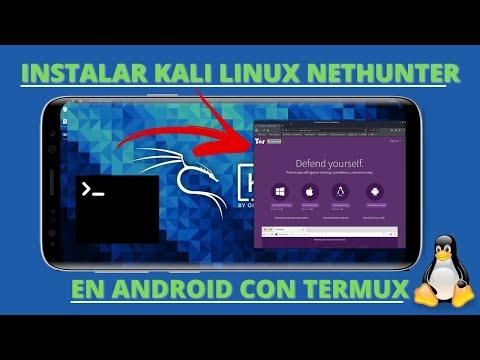 Como Instalar KALI LINUX Nethunter en Nuestro Dispositivo Android   FACIL y Bien EXPLICADO