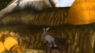 Donkey Xote ps2 gameplay