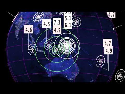 \\WARNING// 7.3 Earthquake Saumlaki, Indonesia June 24, 2019