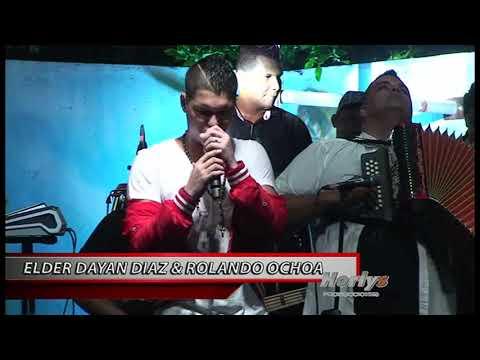 Elder Dayan Diaz & Rolano 8A   Labios Negros EN VIVO HD