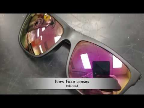 4c0c621372 Fuse Lenses for Electric Swingarm XL - Bella Mirror Polarized (Unboxing and  Review)